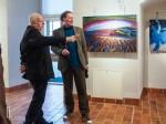 Robert Zahornicky und Christoff Wiesinger im Fotomuseum Jindřichův Hradec