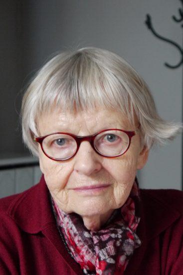 Portrait Elfriede Mejchar