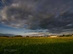 """Subhash: """"Abend, Wolken #7124"""""""