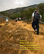 "Cover eBook ""Von Caracas nach Cartagena"""