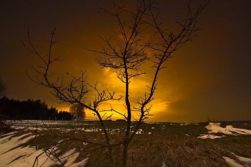 Subhash: «Después de la puesta del sol»