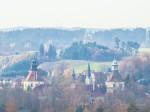 """Subhash: """"Schloss und Kirche Schwarzenau #2141"""""""