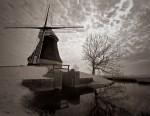 """Subhash: """"Wasserschöpfmühle Wynhamster Kolk"""""""
