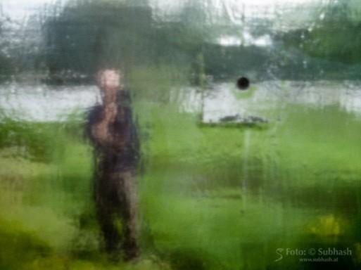"Subhash: ""Selbstportrait mit Lochkamera #2731"""