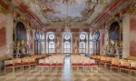 "Subhash: ""Marmorsaal (ehemaliges Sommerrefektorium) des Stiftes Geras #8229-33"""