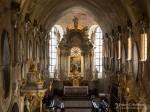 """Subhash: """"In der Kirche des Stiftes Geras #8308-12"""""""