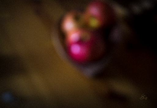 "Subhash: ""Still life with apples #5338"""