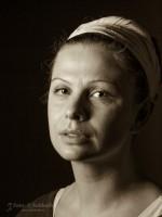 Klassisches Portrait (Halbprofil)