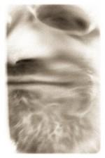 """Subhash: """"Selbstportrait auf Butterdose #1666"""""""