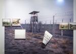"""Ausstellungsansicht """"Über Leben am Land"""""""