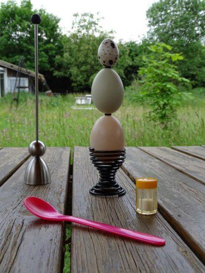 "Uli K.: Making of ""Uli's Photodelic Breakfast: High Eggspectations!"""
