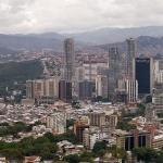 Caracas mit Moschee