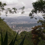 0997 - Blick auf Caracas