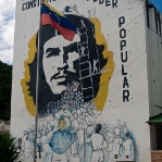 07 - im Hof der Coordinadora Simón Bolívar