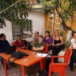 24 - Vortrag und Diskussion mit einem Mitglied der PSUV