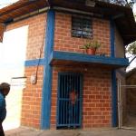 25 - Ein Pavillon der Mision 'Barrio Adentro'