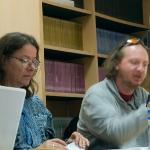 Marta Angel Herrera und Christian Cwik