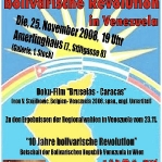 10 Jahre bolivarische Revolution