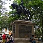 2604 - Denkmal Simon Bolivar