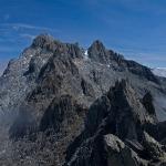 Vom Pico Espejo nach Los Nevados