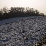 2 - Schnee im Gegenlicht - nieve en contraluz
