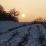 Winter zu Hause in Österreich